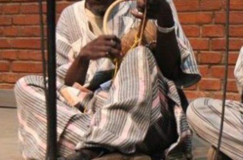 Article : Le Ruudga, un instrument de musique qui parle