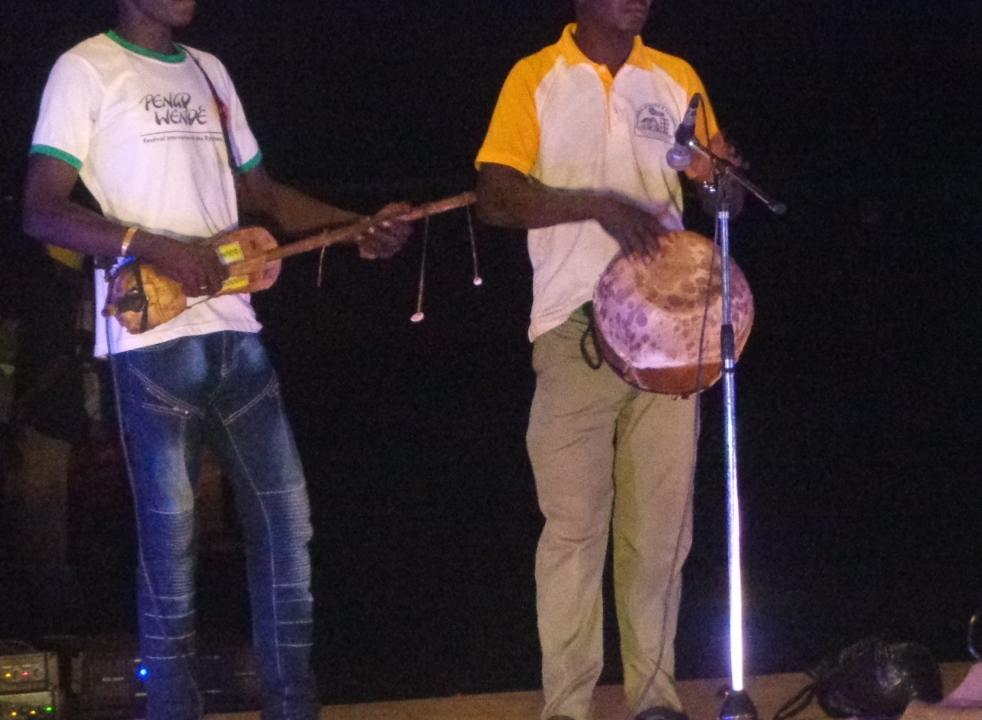 Crédit photo zembalacultur/ instrumentistes lors de la fête de la musiquel